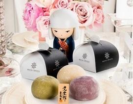 """""""Trình làng"""" mẫu thiết kế hộp 1 bánh của Mochi Sweets"""