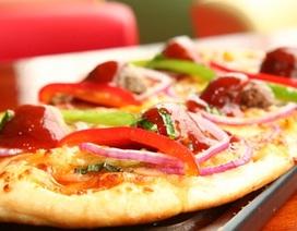 Pizza tại Hà Nội khi nghệ thuật phủ lên những chiếc bánh