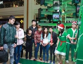 Giới trẻ Hà thành chờ đón đại tiệc Giáng sinh vừa độc vừa đỉnh