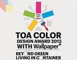 Cuộc thi thiết kế mầu sắc sơn TOA 2013