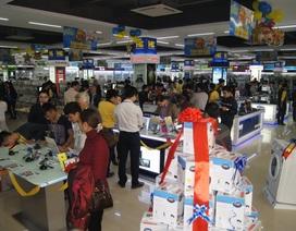 Sức hút từ siêu thị điện máy HC thứ 9 tại Vĩnh Phúc ngày Khai trương