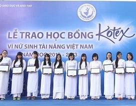 Hành trình 11 năm đồng hành cùng nữ sinh Việt Nam