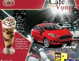 Uống cà phê Freeze, nhận quà cực… Trendy