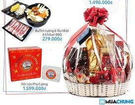 Mua sắm liền tay, nhận quà mỗi ngày tại Muachung.vn