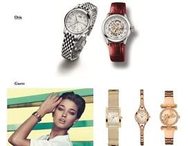 Mua sắm Đồng hồ & Phụ kiện hàng hiệu với ưu đãi lớn dành cho phái đẹp