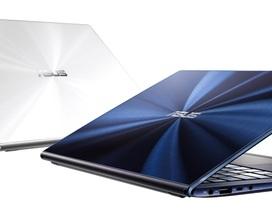 Câu chuyện thiết kế của Asus Zenbook UX301