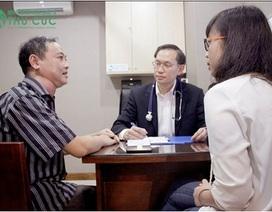 Bác sỹ hàng đầu Singapore trực tiếp điều trị ung thư tại Việt Nam