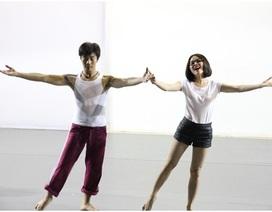 Vân Trang lại bắt cặp với Quý Bình ở Show diễn mới
