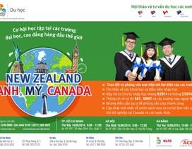Hội thảo và Tư vấn du học Mỹ - Anh - Canada và New Zealand