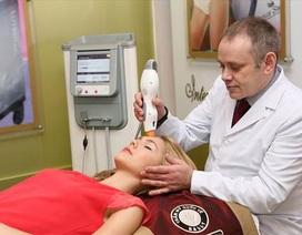 Chuyên gia Boris Kunsevitsky trực tiếp điều trị giảm béo, xóa nhăn