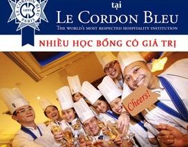 Học Quản lý Khách sạn- Nhà hàng tại Le Cordon Bleu- trường nổi tiếng bậc nhất thế giới