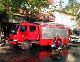 Cơ sở sản xuất mành rèm phát hỏa lúc sáng sớm
