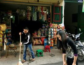 Hà Nội: Khu dân cư bị đánh thức bởi tiếng nổ lớn lúc rạng sáng