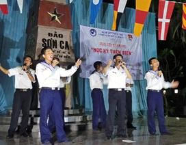 Sơn Ca rộn tiếng hát