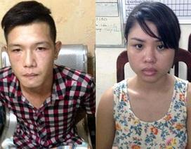 Hà Nội: Vừa trộm đồ trong hiệu quần áo, đụng ngay 141