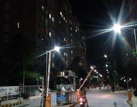 Hà Nội: Người đàn ông nhảy từ tầng 9 chung cư xuống đất