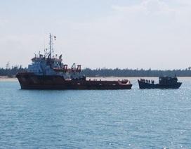 Tàu cá Việt Nam bị xua đuổi khi vào tránh gió ở Hoàng Sa