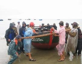 Hai tàu cá cùng 62 ngư dân Quảng Nam mất tích