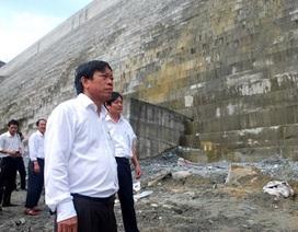 Phải xử lý xong sự cố thủy điện Sông Tranh 2 trước mùa mưa