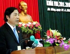 """Ông Nguyễn Bá Thanh """"rút ruột"""" tâm sự sau khi chuyển giao chức vụ"""