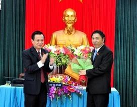 Ông Trần Thọ thay ông Nguyễn Bá Thanh làm Chủ tịch HĐND TP Đà Nẵng
