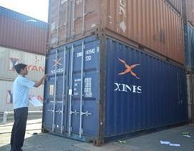 """5 chiếc xe sang Lexus bị """"bỏ rơi"""" ở cảng Đà Nẵng"""