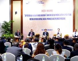 Các tỉnh miền Trung tránh chồng chéo trong quá trình phát triển