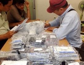 Người nước ngoài buôn lậu điện thoại qua đường hàng không