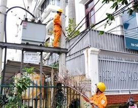 Các tỉnh miền Trung còn mất điện trên diện rộng