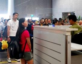 Hy hữu phát hiện 13 hành khách dùng giấy tờ giả đi máy bay
