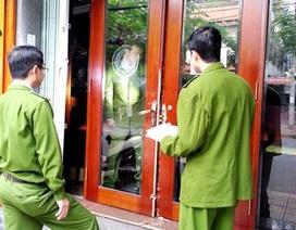 Đột nhập vào nhà hàng Nhật để… trộm kiếm