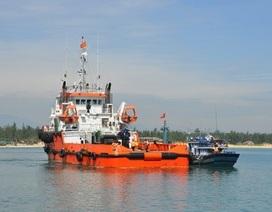 Phát hiện tàu vận chuyển 3.000 tấn quặng sắt bất hợp pháp