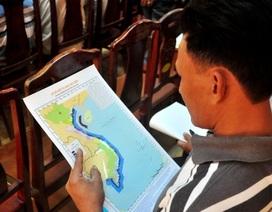 Công bố đường dây nóng hỗ trợ ngư dân