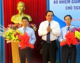 Huyện Hoàng Sa có Chủ tịch mới