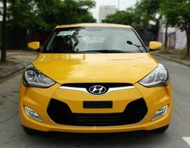 Hyundai Veloster chính hãng đã có mặt tại Việt Nam