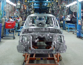 Chiếc ống xả và số mệnh ngành công nghiệp ô tô Việt Nam