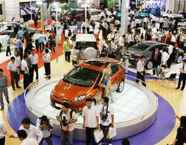 Thị trường ô tô trong nước: Tháng 6 buồn