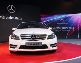 Mercedes giới thiệu bản mạnh nhất dòng C-Class tại Việt Nam