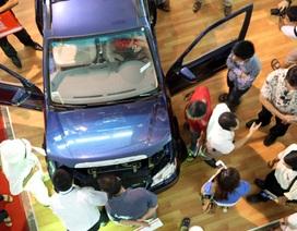 Doanh nghiệp nhập khẩu ô tô nhỏ đứng trước nguy cơ đóng cửa