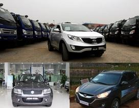 Những lựa chọn trên thị trường SUV cỡ nhỏ