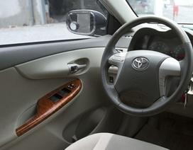 Chưa có thông tin triệu hồi xe Toyota tại Việt Nam