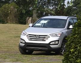 Hyundai Santa Fe sẽ được lắp ráp tại Việt Nam