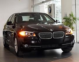 BMW ra mắt xe 520i mới tại Việt Nam