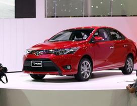 Toyota Vios 2013 - Giấc mơ xa của thị trường Việt Nam