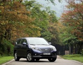 Năm 2013 – có bao nhiêu chiếc ôtô Honda đến tay người tiêu dùng Việt Nam?