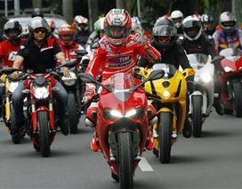 Việt Nam sẽ có ngày hội xe mô-tô phân khối lớn