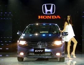 Honda Việt Nam tăng giá City