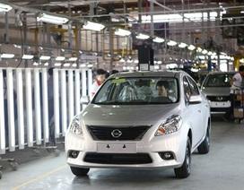 Nissan Việt Nam ra mắt mẫu xe đầu tiên lắp ráp tại nhà máy mới
