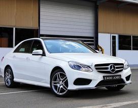 Mercedes-Benz triệu hồi hơn 1.000 chiếc E-Class tại Việt Nam