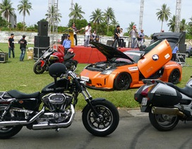 Lùi ngày khai mạc Vietnam Motorbike Festival